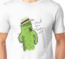 Mafia Boss Cacti Unisex T-Shirt