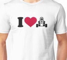 I love Kart racing Unisex T-Shirt