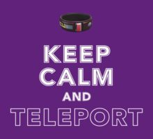 Blake's 7 Teleport by GaudaPrime31