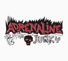 Adrenaline Junky  One Piece - Short Sleeve