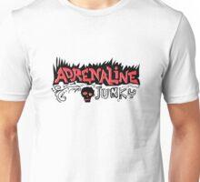 Adrenaline Junky  Unisex T-Shirt