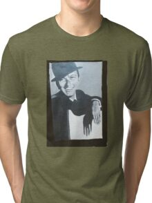 A TRIBUTE TO FRANK FOR HIS 100TH. BIRTHDAY  Tri-blend T-Shirt