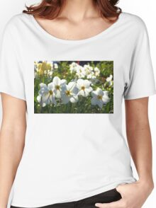 Poet Daffodils Dreams - Impressions Of Spring Women's Relaxed Fit T-Shirt