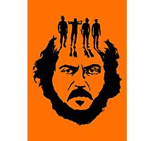 Stanley Kubrick and his droogs! Photographic Print