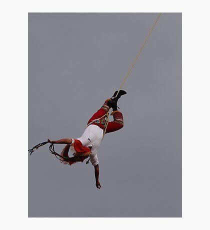 Flyers V - Voladores Photographic Print