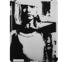 I'm Just Holdin' On For Tonight iPad Case/Skin
