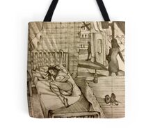 Day For Night  Tote Bag