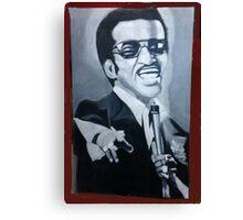 SAMMY DAVIS JR. Canvas Print