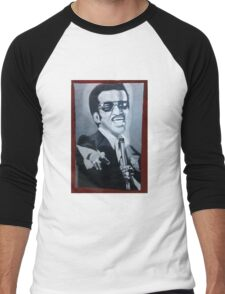 SAMMY DAVIS JR. Men's Baseball ¾ T-Shirt