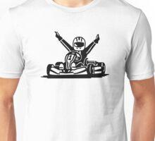 Kart winner Unisex T-Shirt