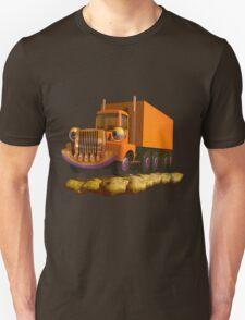 Toy Semi Truck Unisex T-Shirt