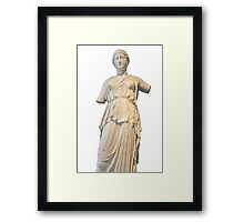 Greek Sculpture Framed Print