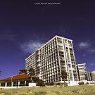 CORONADO BEACH by Laura E  Shafer