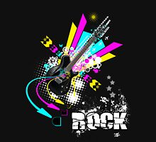 CMY Rock Unisex T-Shirt