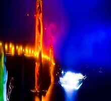 Golden Gate Bridge Fantasy Cruise by kDesignationz