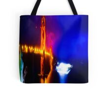 Golden Gate Bridge Fantasy Cruise Tote Bag