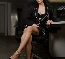 I wish this was my secretary! by davediver