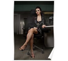 I wish this was my secretary! Poster