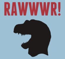 Rawwwr Dinosaur Kids Clothes