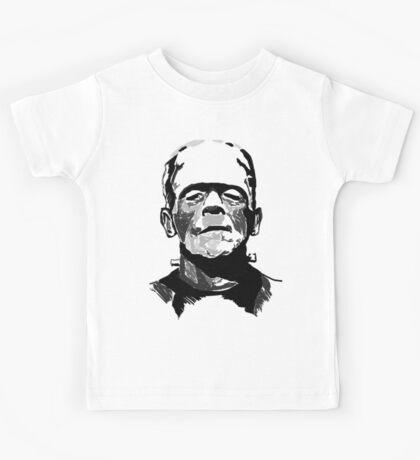 Frankenstein Kids Tee