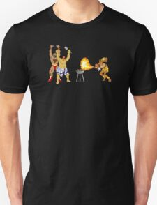 Street Fighter BBQ Unisex T-Shirt