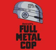 Full Metal Cop Kids Clothes