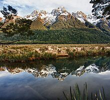 Mirror Lakes by meredithnz