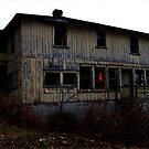 Abandoned Haunted House  by Joseph Welte