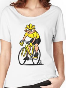 Cyclist - Cycling Women's Relaxed Fit T-Shirt