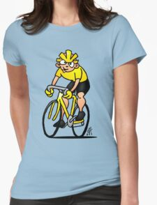 Cyclist - Cycling Womens Fitted T-Shirt