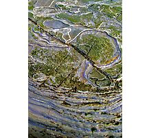 Portreath - Rock Pools That Rock. Photographic Print