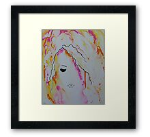 The Nicest Thing Framed Print