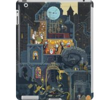 Scene #25: 'The Clock Tower' iPad Case/Skin