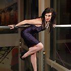 Strike a pose! by davediver