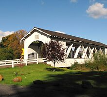Waddle Bridge. Sweet Home, Oregon by trueblvr
