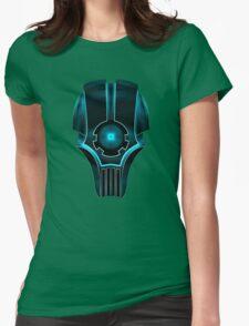 Mech Glow Womens Fitted T-Shirt