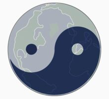 Yin & Yang Earth Kids Clothes