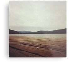 From the Deck Metal Print