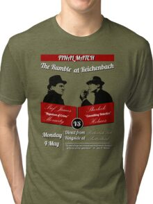 Rumble at Reichenbach Tri-blend T-Shirt