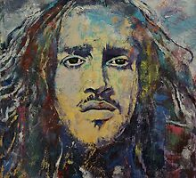 John Frusciante by Michael Creese