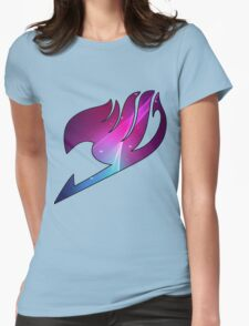 Fairy Fairy Tail Logo Womens Fitted T-Shirt