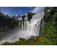 Three Falls Photographic Print
