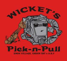 Wicket's Pick-N-Pull by whitmore55