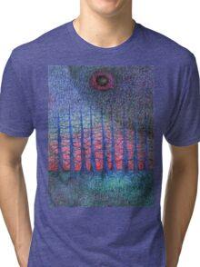 Lunar Night Tri-blend T-Shirt