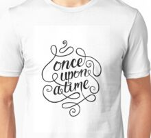 Once Upon A Time. Unisex T-Shirt