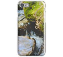 Moss Overtakes iPhone Case/Skin