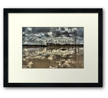 Big Muddy River Framed Print