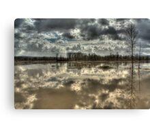 Big Muddy River Canvas Print