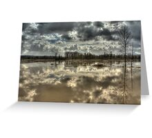 Big Muddy River Greeting Card