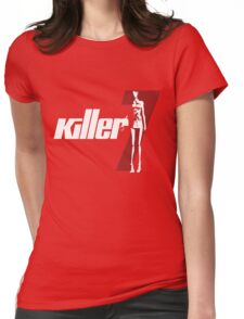 Killer7 Womens Fitted T-Shirt
